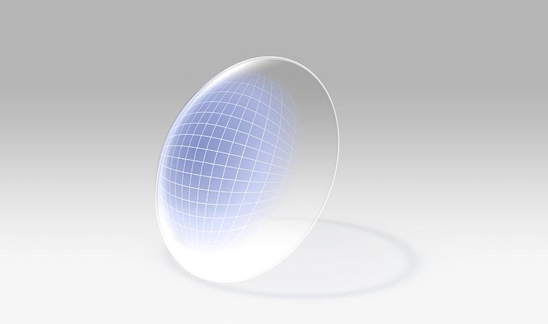 Digital Zone Optics™ lens design