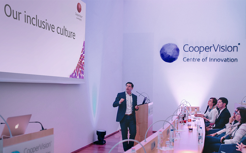 CooperVision leading with inclusion