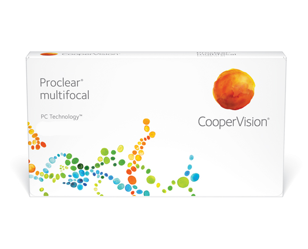 Proclear® multifocal contact lenses
