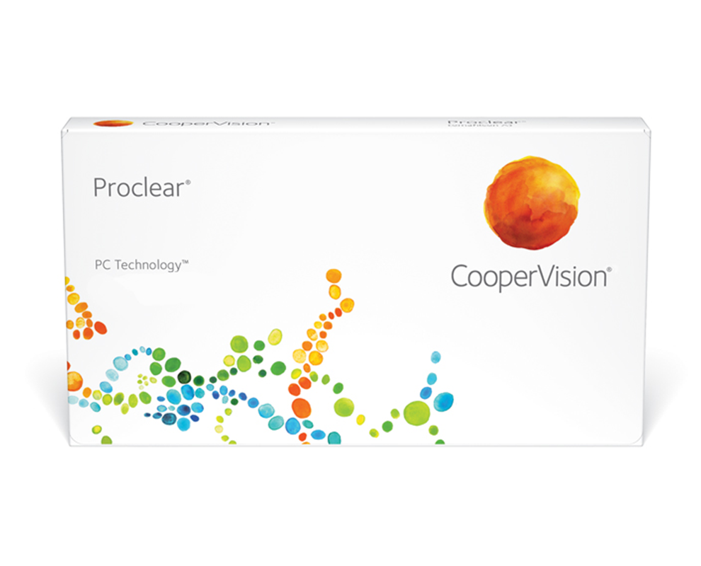Proclear® sphere contact lenses